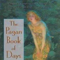 Libros de segunda mano: THE PAGAN BOOK OF DAYS --REFHAMIALDEME. Lote 53567695