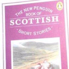 Libros de segunda mano: THE NEW PENGUIN BOOK OF SCOTTISH SHORT STORIES -REF-(HAMIMU1CEES1). Lote 53594777