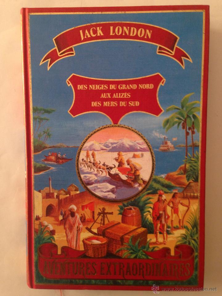 JACK LONDON - CROC BLANC (COLMILLO BLANCO) EDITIONS DE CREMILLE 1991 (Libros de Segunda Mano - Otros Idiomas)
