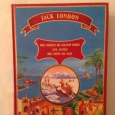 Libros de segunda mano: JACK LONDON - CROC BLANC (COLMILLO BLANCO) EDITIONS DE CREMILLE 1991. Lote 53848395