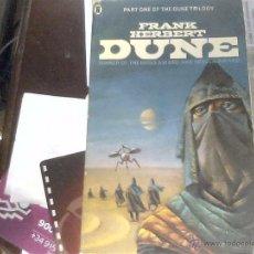 Libros de segunda mano: FRANK HERBERT - DUNE. Lote 54340173