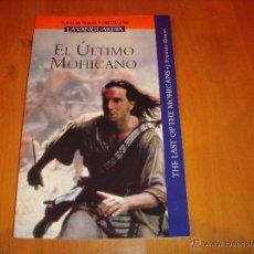 Libros de segunda mano: THE LAST OF THE MOHICANS. Lote 54688769