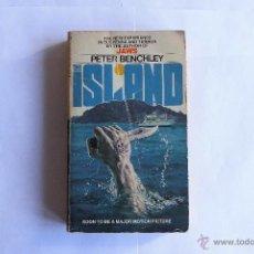 Libros de segunda mano: THE ISLAND. LIBRO. Lote 55035767