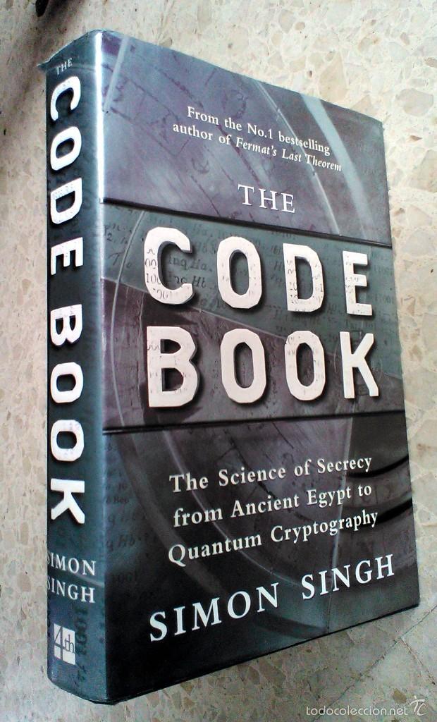 Simon Singh Code Book