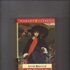 Libros de segunda mano: ANNE BRONTË - THE TENANT OF WILDFELL HALL - EDITED BY H. ROSENGARTEN 1993. Lote 55714893