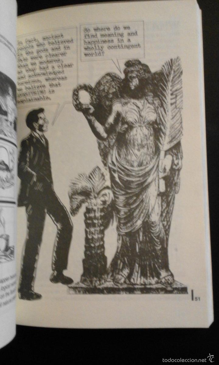 Libros de segunda mano: .1 LIBRO ** LUDWIG WITTGENSTEIN** AÑO 1994 John Heaton (Author) Judy Groves (Illustrator) 175 P UK. - Foto 2 - 58394796