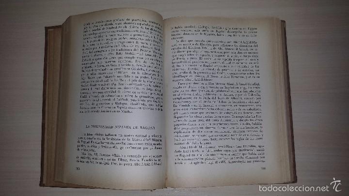 Libros de segunda mano: Literatura Árabe (1947) Clement Huart - Foto 2 - 56218611