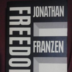 Libros de segunda mano: JONATHAN FRANZEN FREEDOM LIBERTAD INGLES NUEVO TAMAÑO GRANDE. Lote 56244895