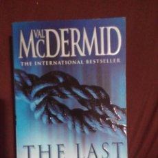 Libros de segunda mano: THE LAST TEMPTATION - VAL MCDERMID. Lote 56249052