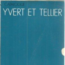 Libros de segunda mano: YVERT ET TELLIER. TOME 3. TIMBRES DE MONACO. TOME 1. PARÍS. FRANCIA. 1994. Lote 56252139