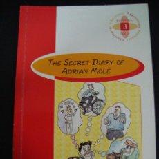 Libros de segunda mano - THE SECRET DIARY OF ADRIAN MOLE. BY SUE TOWNSEND. - 135931371