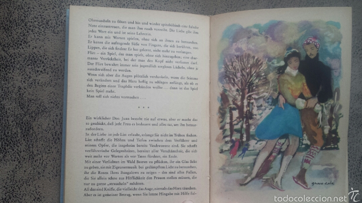 Libros de segunda mano: Libro en alemàn- WENN DIE MANNER WÜSSTEN… DE DOMINIQUE LE BOURG- ILUSTRADOR ESPAÑOL GRAU SALA 1951 - Foto 3 - 147633256