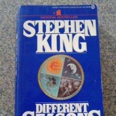 Libros de segunda mano: DIFFERENT SEASONS -- STEPHEN KING -- EDICION USA -- 1983 --. Lote 56647922