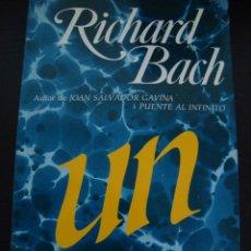 Libros de segunda mano: LLIBRE EN CATALA, UN, RICHARD BACH, NOU. Lote 56657790