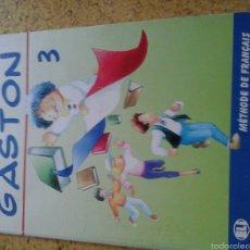 Libros de segunda mano: GASTON 3. Lote 57791207