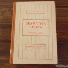 Libros de segunda mano - Gramática latina - 57990526