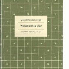 Libros de segunda mano: MACHT HOCH DI TUR. VIGNETTEN VON W. RARWETH. RORTERMEIR. GERMANY. Lote 58293071