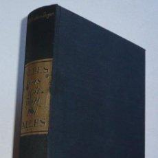 Libros de segunda mano: ALLES WAS ICH WILL IST ALLES (MIT VIELEN BILDBEIGABEN) - MARION MILL PREMINGER (PAUL ZSOLNAY VERLAG). Lote 59066945