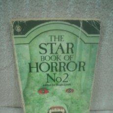 Libros de segunda mano: THE STAR BOOK OF HORROR Nº 2. Lote 59137555