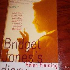Libros de segunda mano: THE BRIDGET JONES' DIARY. FIELDING. Lote 60185679