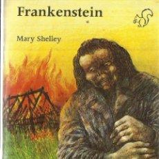 Libros de segunda mano: FRANKENSTEIN. MARY SHELLEY. EDICIÓN EN INGLÉS. HARLOW. ENGLAND. 1978. Lote 60769895