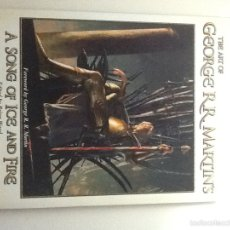 Libros de segunda mano: THE ART OF GEORGE R.R. MARTIN'S A SONG OF ICE AND FIRE. Lote 60951954