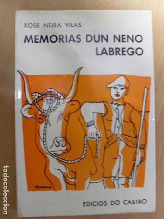 Memorias Dun Neno Labrego Xose Neira Vilas Vendido En Venta Directa 166438874