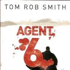 Libros de segunda mano: AGENT 6 TOM ROB SMITH THILLER GOLDMANN. Lote 63910655
