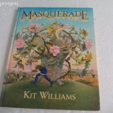 Libros de segunda mano: MASQUERADE. KIT WILLIAMS. 1ª EDICIÓN 1979. Lote 176074708