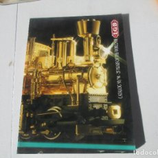 Libros de segunda mano: CATALOG 93/94.25 YEARS OF THEWORLDOF. Lote 65631690