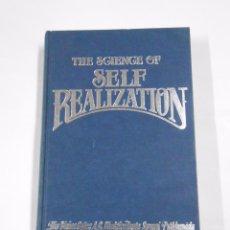 Libros de segunda mano: THE SCIENCIE OF SELF REALIZATION. A.C. BHAKTIVEDANTA SWAMI PRABHUPADA. EN INGLES. TDK45. Lote 66865510
