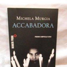 Libros de segunda mano: LA ACABADORA - MICHELA MURGIA - EN ITALIANO - VER FOTOS. Lote 181098188