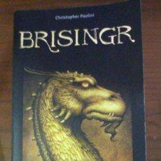 Libros de segunda mano: BRISINGR. Lote 68928493