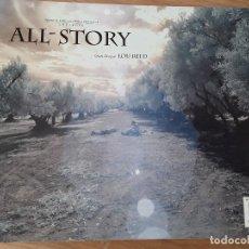 Libros de segunda mano: REVISTA ZOETROPE ALL-STORY DE FRANCIS FORD COPPOLA - GUEST DESIGNER LOU REED - WINTER 08/09 V 12 N 4. Lote 70218521