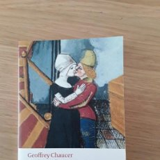 Libros de segunda mano: GEOFFREY CHAUCER: TROILUS AND CRISEYDE. TRANSLATION BY BARRY WINDEATT - OXFORD WORLD'S CLASSICS. Lote 70222673