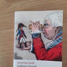 Libros de segunda mano: JONATHAN SWIFT: GULLIVER'S TRAVELS - OXFORD WORLD'S CLASSICS. Lote 70222725