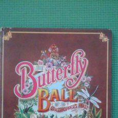 Libros de segunda mano: THE BUTTERFLY BALL AND THE GRASSHOPPER'S FEAST EDICIÓN INGLESA 1973. Lote 71927263
