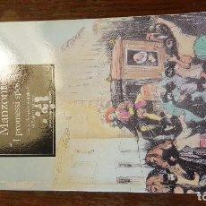 Libros de segunda mano: I PROMESSI SPOSI. MANZONI. EN ITALIANO.. Lote 72884727