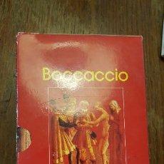 Libros de segunda mano: DECAMERON. BOCCACIO. EN ITALIANO.. Lote 72884979