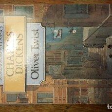 Libros de segunda mano - OLIVER TWIST. CHARLES DICKENS. - 72888195