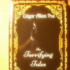 Libros de segunda mano: EDGAR ALLAN POE THE TERRIFYING TALES. Lote 72898487