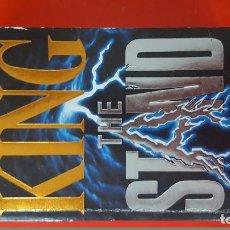 Libros de segunda mano: THE STAND. STEPHEN KING. EN INGLÉS.. Lote 73004299