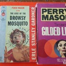 Livros em segunda mão: PERRY MASON SOLVES. ERLE STANLEY GARDNER. EN INGLÉS.. Lote 73004819