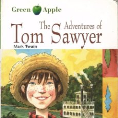 Libros de segunda mano: THE ADVENTURES OF TOM SAWYER. LIBRO + CD-ROM. Lote 74072931