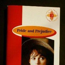 Libros de segunda mano: PRIDE AND PREJUDICE (2008) JANE AUSTEN -BURLINGTON BOOKS (ORGULLO Y PREJUICIO EN INGLES) IN ENGLISH. Lote 74647671