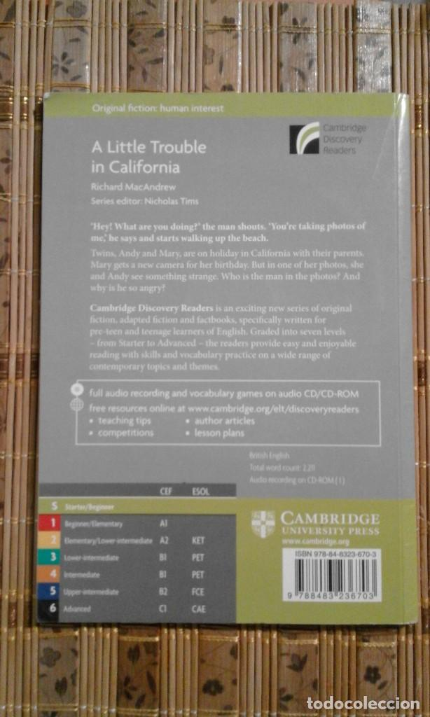 a little trouble in california - richard macand - Buy Books in other ...