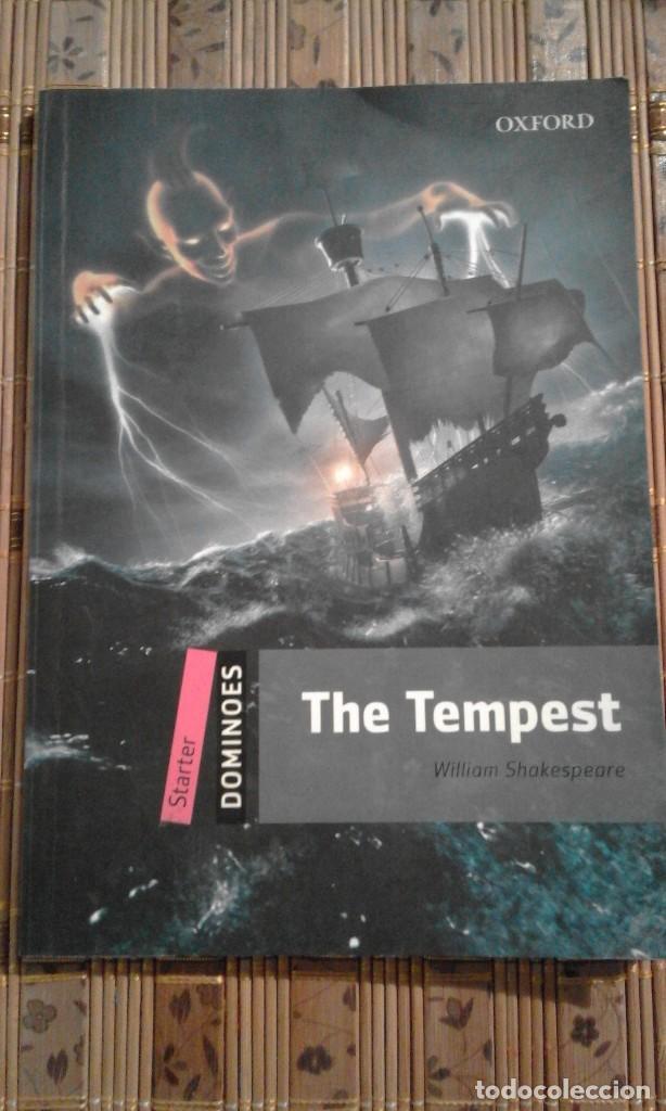 THE TEMPEST - WILLIAM SHAKESPEARE - EN INGLÉS - FALTA CD (Libros de Segunda Mano - Otros Idiomas)