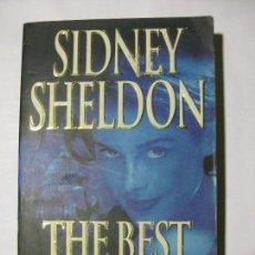 Libros de segunda mano: THE BEST LAID PLANS - SIDNEY SHELDON - HARPERCOLLINS - 1998 - EN INGLÉS. Lote 75017563