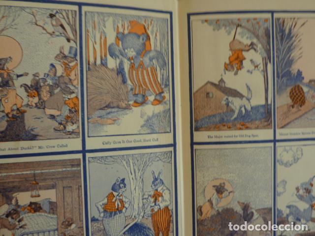 Libros de segunda mano: The Tale of Peter Mink.-Arthur Scott Bailey /En inglés con ilustraciones - Foto 3 - 75897463