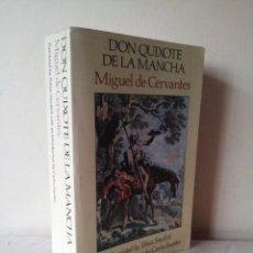 Libros de segunda mano: MIGUEL DE CERVANTES - DON QUIJOTE DE LA MANCHA - TRANSLATED TOBIAS SMOLLETT, IDIOMA INGLES 1986. Lote 76735423